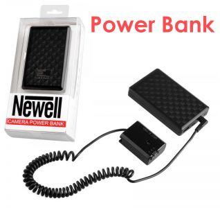 Akumulator Bateria POWER BANK NEWELL 3900 mAh Sony Cyber shot DSC RX10 III 3 DSC RX10M3