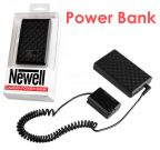 Akumulator Bateria POWER BANK NEWELL 3900 mAh Sony  ILCE-7M2 Alfa Alpha a7 2 II