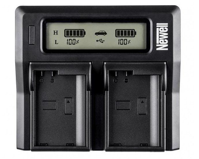 NEWELL ŁADOWARKA Dual do akumulatorów baterii Sony SLT A37 Alpha A37 Alfa A37